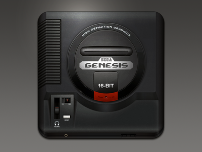SEGA Genesis Console (Grown Up)