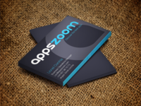 AppsZoom business card