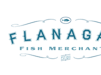 Fish Merchant Logo