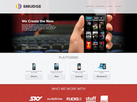 Smudge Website Design/Dev