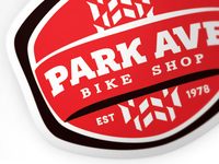 Park Ave Bike Shop logo