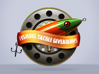 Fishing Tackle Giveaways Logo