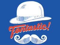 Fontastic Dribbble