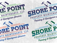 Shore Point Color Variations