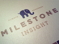 Milestone Insight Logo