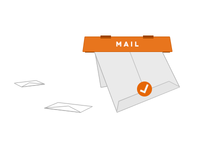 Simple Mail illustration