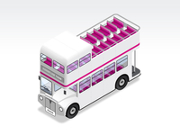 Bus (Illustration)