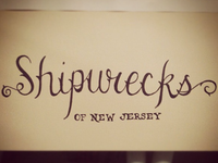 Shipwrecks of NJ