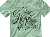 Hope Changes Everything Tee