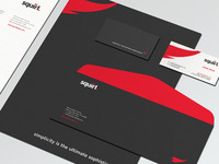 Squirl Corporate Identity