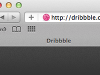 Dribbble Favicon