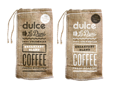 Dulce_coffeebags
