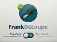 Introducing Frank. Frank DeLoupe
