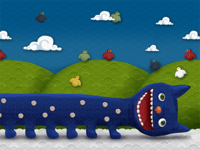 """Longcat"" Skin for Mail.Ru Webmail"