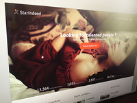Starindeed Website