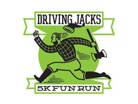 Driving Jacks 5K Fun Run Logo