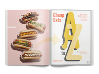 Seattle Met Cheap Eats A to Z Feature Spread