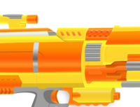 Nerf Gun In Progress