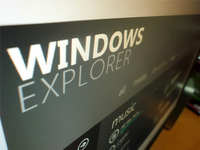 Windows Explorer I : Windows 8