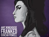 Amy Winehouse X Ego Thieves   Franked