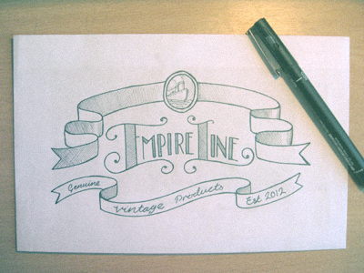 Empire-line-sketch