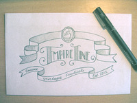 Empire Line Sketch