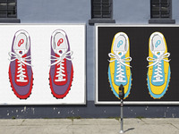Running Shoes (posters)