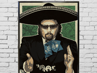 Kenny Powers Poster