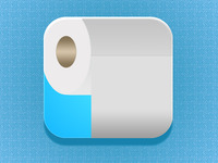 Nearest Toilet App Icon