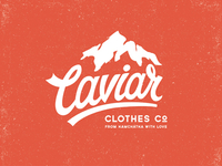 Caviar Mountain Logo