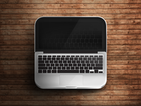 Macbook Pro iOS Icon