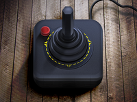 Atari Joystick iOS Icon
