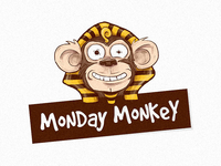 Monday Monky Logo