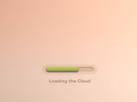 Cloud VDI Loading Screen