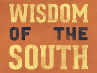 Wisdom of the South