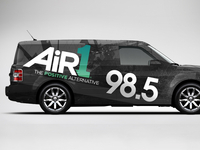 Air1 Vehicle (Ford Flex)