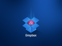 Dropbox + dribbble Play off ;)