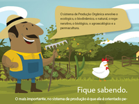 Farmer - Brazilian brochure about pesticides