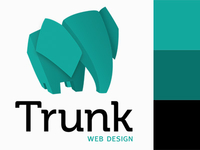 Trunk Web Design Logo
