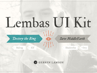 Lembas UI Kit