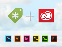 New Creative Market Adobe Extension
