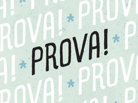 Prova: Now Available