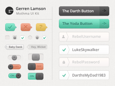 Dribbble-mothma-ui-kit