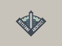 Keystone Architect Logo