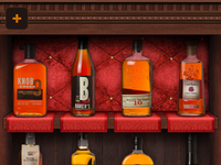 Bourbons of the Kentucky Bourbon Trail App