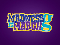 Madness in March Logo