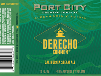 Proposed PCBC Derecho Label