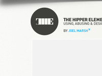 The Hipper Element Header