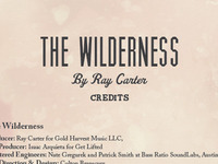 The Wilderness - Credits Page