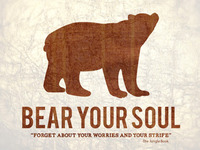 Bear Your Soul - blog post